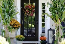Autumn Warmth & Vibrancy / Autumn Decor