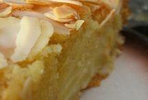 gâteau au pomme et amande