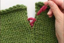 basico crochet y malla