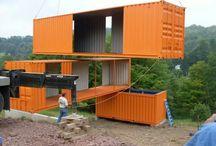 Domy z kontejnerů