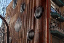 fachadas de madera