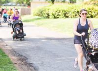 Mommy + Me Stroller Class || Power Hour with PowerFull Fitness!