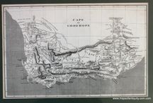 Africa Maps and Prints / Antique maps of Africa.