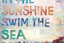 Inspirational words...