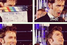 David Tennant (and Doctor Who actors)
