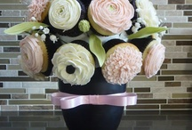 Cupcake bouquets / by Donna Gallup