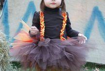 DIY Thanksgiving Turkey Halloween Costume Idea