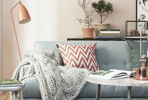 Scandinavian living: peace and authenticity / A Scandinavian touch in your interior is hot!
