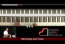 Sample Piano and Drum Lessons / Sample Piano Lessons from PianoWithWillie.com, and HomeSchoolPiano.com. Sample Drum Lessons from DrumsWithWillie.com
