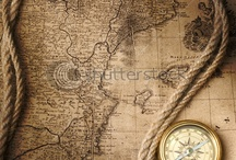 Maps, compass...everything just for travels