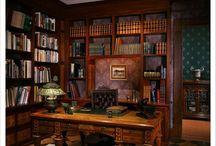 Çalışma Odası - Kütüphane