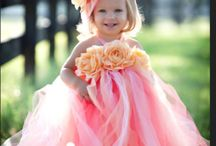 Flower girls / Ring bearers  / For the little precious wedding attendants