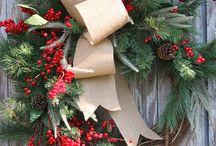 Christmas Wreaths / Christmas Wreaths