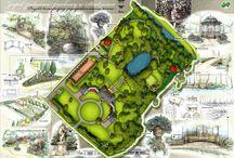 DORADZTWO INWESTYCYJNE / Poprowadzimy każdą inwestycję związaną z zagospodarowanie terenu niezależnie od tego czy jest to mały ogród, posiadłość czy też ogromny park rozrywki.