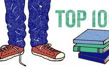 Boeken - lijsten / beste boeken, meest gelezen, canon