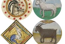 Medieval Zodiac / What's your sign?
