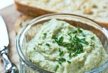 dips and appetizers / by Penny Denny-Triezenberg