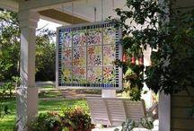 veranda