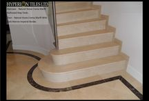 Hyperion Project 6 / One of the projects completed by Hyperion Tiles. This project was supplied and fitted by us.