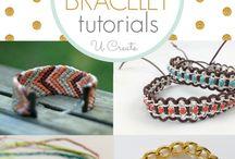 Armbänder (Bracelets) / Tutorials