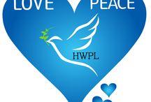 Peaceholic(평화홀릭) / 평화를 원하는 마음, 힐링 스토리  평화를 사랑하고 염원하는 작은 마음^^