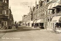 Delft. Hugo de Grootstraat