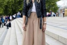 Culottes Styling / by Jacqueline Shum