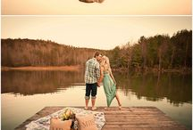 PHOTO PROPS / Some inspiration for my couples on what sort of props they can use at their engagement sessions!