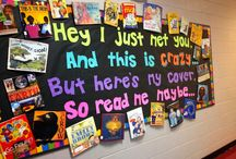 I love to read week / Ideas for I Love to Read Week