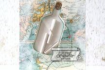 NÅ Message in a bottle