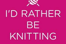 Knitting Therapy