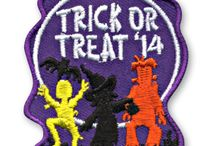 Spooky Halloween Patches / We've added several of our Halloween themed stock patches to this board for you all to enjoy! Re-pin them all you want!