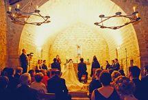 Capilla románica en Sant Pere de Clarà / Sant Pere de Clarà es una finca para celebración de bodas en el Maresme, con masía y capilla románica para ceremonias religiosas o civiles.