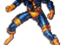 Hama Beads X-men