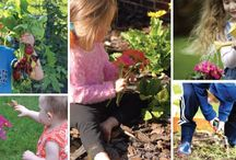 Gardening with Kids / Ideas and stories about gardening with kids