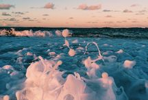 Ocean inspiration