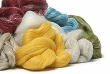 Fibers / Louet North America has one of the largest selections of natural fibers for handspinning and felting, available. Over 150 different types and colors ranging from Exotic fibers such as Cashmere and Yak to Wool, Silk and Vegetable fiber. We are always looking for new fibers that will be of interest to the Spinning market.