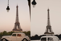 Mariage à Paris ~ Wedding in Paris / Get married in the most romantic city in the world !