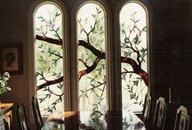Stained Glass / by Angela Tomlin Sealey