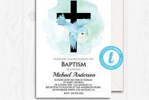 Baptism Printables