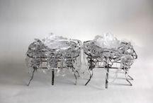 Glassart / The most beautiful glassart at Future Gallery Carl van Hees, Jeroen van de Brug, Mari Meszaros, Mariëlle Braanker, Ruth Houkes, Simsa Cho, Thea Figee