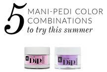 Summer Mani-Pedi Combos