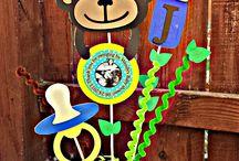 Baby Shower Ideas / by Tina Samson Hale