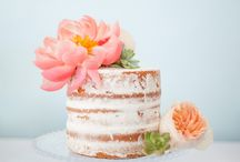 Cakes && Sweets / by Lindsey Mays