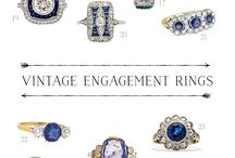Vintage Rings from around the world