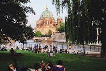 Berlin / Rejser, muligheder, forslag og drømme