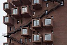 facade housing