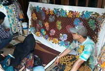 handdrawn Batik