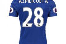 Billige Chelsea trøje / Køb Billige Chelsea trøje 2016-17,Chelsea fodboldtrøjer,Chelsea hjemmebanetrøje,udebanetrøje,3. trøje 16-17 udsalg med navn.