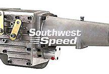 Transmissions, Transmission Parts, Bert, Brinn, Southwest Speed